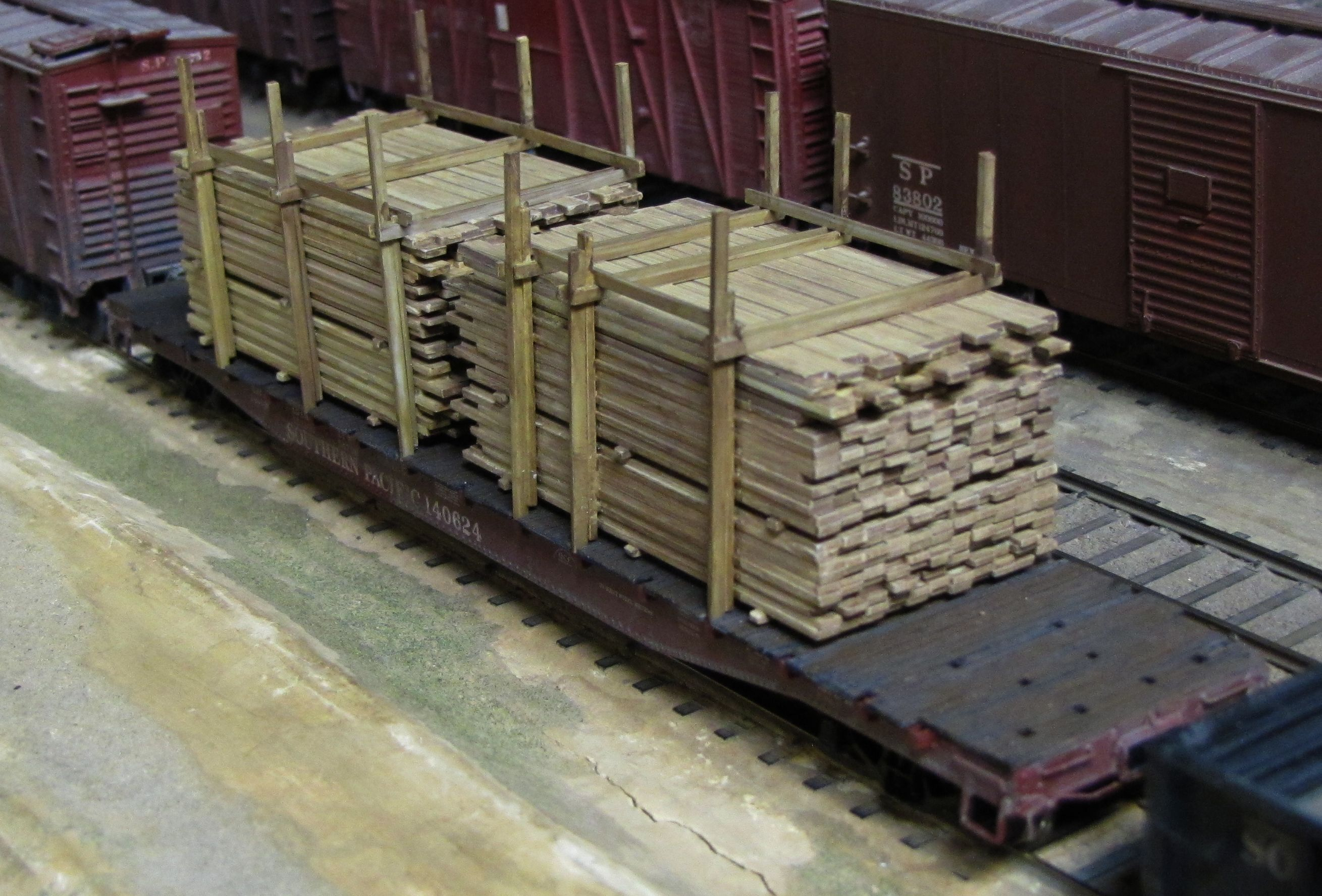OMM 3001 Modular Lumber Load Kit